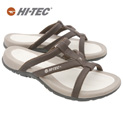 Womens Fiji Sandals - Chocolate - $24.99