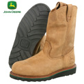 John Deere Steel-Toe Wellington