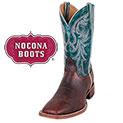 Nocona Bullhide Print Boots - 109.99