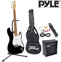 Electric Guitar Set-Black - 139.99
