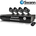 Swann 4-Channel DVR/4 Cams
