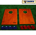 LED Tournament Bag Toss. Solid Wood!