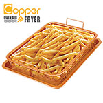 Copper Oven Air Fryer Pan