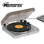 Memorex Turntable