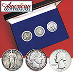 Complete Silver Quarters 20th Century