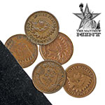 5-Piece Indian Head Penny Set