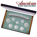 American Coin Treasures Uncirculated Coin Set