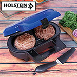 Holstein Housewares Burger Grill