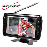 Supersonic Portable TV