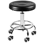 Pneumatic Rolling Bar Stool