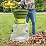 Sun Joe Leaf Mulcher