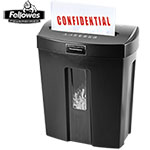 Fellowes 6-Sheet Paper Shredder