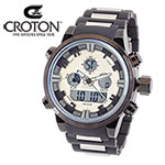 CX2 by Croton Analog/Digital Watch