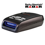 Rocky Mountain Radar Laser Detector