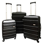 Amka Hardside 3-Piece Luggage Set