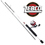 Zebco Team KVD Rod/Reel Combo