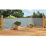 2-Pack 15FT Privacy Netting