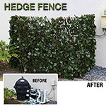 Expandable Ivy Fence