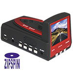 Zipspin Radar Detector Dash Cam