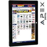 Apex Windows Tablet