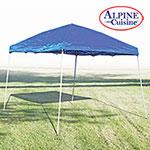 Blue Gazebo Pop-Up Tent