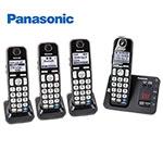 Panasonic 4-Handset Phone System
