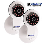 WiFi Security System - 2 Pack