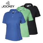Jockey Womens Polos - 3 Pack