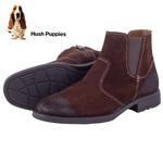 Hush Puppies Chukka Boots - Brown