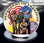 Defenders of Freedom Eisenhower Dollar