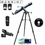 Tracker Refractor Telescope Kit - 800 x 72