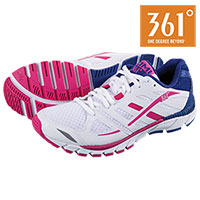 Women's 361 Degrees Zomi Running Shoes