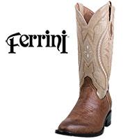 Men's Ferrini Kangaroo Boots