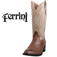 Men's Ferrini Kangaroo Boots