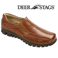 Deer Stags Yorkville Slip-Ons