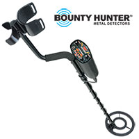 Bounty Hunter Metal Detector