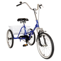 Mantis Adult 3-Wheel Bike