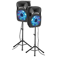 Rech Bluetooth DJ-2-Go Speakers