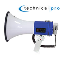 Megaphone with Mic & Recorder