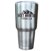 Rocky Mountain Tumbler