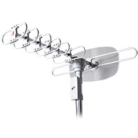 Outdoor Motorized Antenna