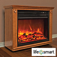 Lifesmart Fireplace