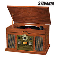 Sylvania 7-in-1 Music System