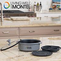 Montel Microwave Cooker