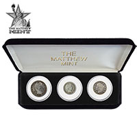 100 Year Old Coin Set