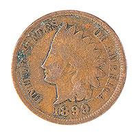 Indian Head Penny Set