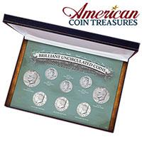American Coin Treasures Uncirculated Coin Set