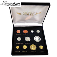Tribute To The King of Siam Coin Collection