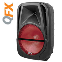 QFX Portable Party Speaker