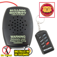 Bulldog Remote Vehicle Alarm